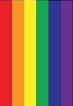 Rainbow Flag / Gay Pride Flag / LGBT Pride Flag Garden Fl... https://www.amazon.com/dp/B0114KE57S/ref=cm_sw_r_pi_dp_3B4zxbJJ626M7