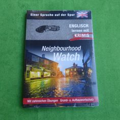 Neighbourhood Watch - Englisch lernen mit Krimis - Grund-/ Aufbauwortschatz