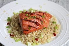 Easy Asian Salmon Recipe