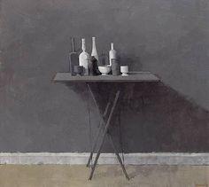 William Brooker, Grey Still-life I