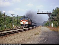 RailPictures.Net Photo: NH 2048 New York, New Haven & Hartford Railroad EMD FL9 at Sharon, Massachusetts by Donald Haskel