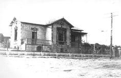 Itaquera - Grupo Escolar, anos 50. Acervo CDL Itaquera