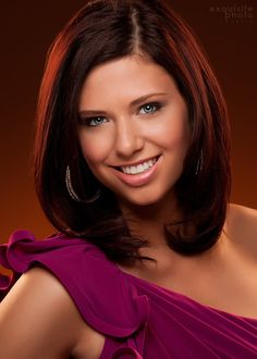 The Official Blog of Exquisite Photography - Pageant Headshots