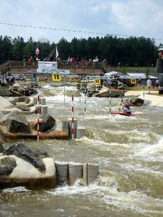 US National Whitewater Center - Charlotte, NC ✓