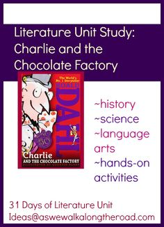 comparative analysis charlie and the chocolate factory His most recent works, charlie and the chocolate factory and alice in  wonderland feature one of his seemingly favourite workmate and collaborator,  johnny.