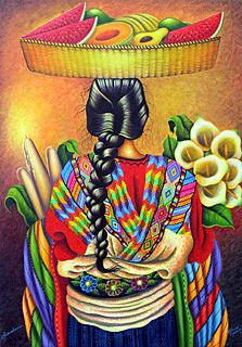 Colorful Mexican Art