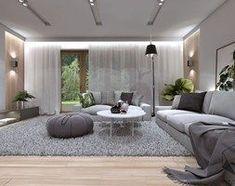 House on Behance Living Room Decor Furniture, Living Room Interior, Bedroom Decor, Expensive Houses, Modern Room, Minimalist Home, Living Room Designs, Modern Design, New Homes