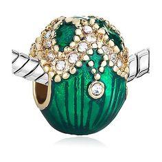 pandora emerald charm