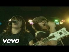 AC/DC - You Shook Me All Night Long - YouTube