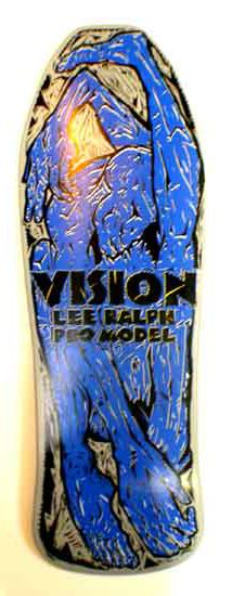 Brand: Vision  Pro model: Lee Ralph  Size: 10-1/4in x 30-3/4