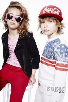 Violeta y David de Sugar Kids para Babiekins