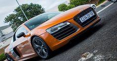 Audi automobile - Audi R8 V10 plus