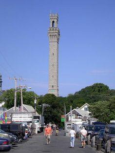 Pilgrim Monument Provincetown Cape Cod  http://moomettesmagnificents.com/blog/provincetown-massachusetts-fun-things-kids-cape-cod/