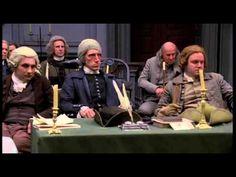Declaracion de Independencia de EEUU (John Adams, audio latino)