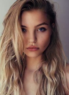 light brown hair tumblr - Google Search   Hair   Pinterest   Light ...