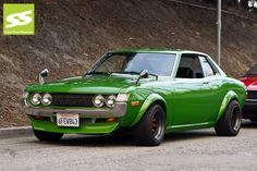 Toyota Celica ..... i will buy one some day ..