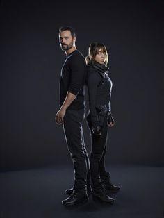 Ward and Skye