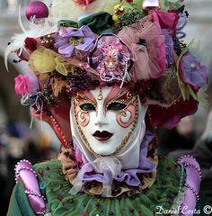 Carnival Venice 2008 by Dan Costa, via Flickr