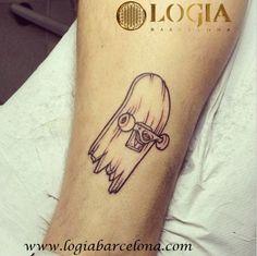 Φ Artist URI TORRAS Φ Info & Citas: (+34) 93 2506168 - Email: Info@logiabarcelo... www.logiabarcelon... #logiabarcelona #logiatattoo #tatuajes #tattoo #tatuador #tattooink #tattoolife #tattooworld #tattoobarcelona  #tattoosenbarcelona #ink #artisttattoo #inked #inktattoo #tattoocolor #tattooartwork #skateboard
