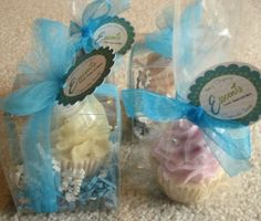 cup cake soap