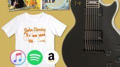 Guitar Player - Win an Epiphone Matt Heafy Les Paul & CD Production Package - http://sweepstakesden.com/guitar-player-win-an-epiphone-matt-heafy-les-paul-cd-production-package/