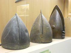 Celtic (Gaulish) Helmets
