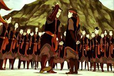 Aangs fighting style: Nooope!