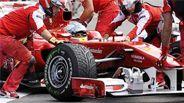 El piloto español F. Alonso ofreció una conferencia de prensa donde expresó su seguridad y firmeza para actuar competitivamente en las próximas carreras