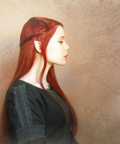 Tauriel by diana-irimie.deviantart.com on @deviantART
