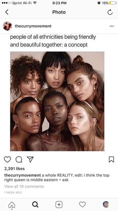All the women are so pretty in these photos. I wish we had more diversity like this where I live but nope. Preety preety me drolly Faith In Humanity Restored, Intersectional Feminism, Equal Rights, Social Issues, Social Justice, Human Rights, Girl Power, In This World, Equality