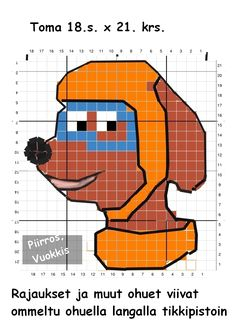Cartoon Characters, Fictional Characters, C2c, Paw Patrol, Birthdays, Crochet Patterns, Family Guy, Stitch, Knitting