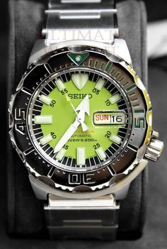 Collector's Guide To All the Seiko Monster Variants (Incl. Night & Trek Monster - Seiko & Citizen Watch Forum – Japanese Watch Reviews, Discussion & Trading