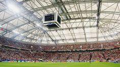 VELTINS-Arena – FC Schalke 04 Capacity: 61.973