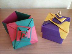 Modular boxes