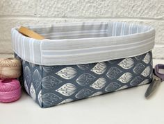 Organic Cotton storage basket