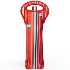 BuiltNY One Bottle Tote – Stripe No. 10, $14.99 #wine