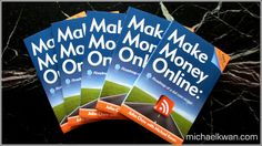 michaelkwan.com - Want to know how to make money blogging? You'll want to read this book. Buy it at Amazon.     make money