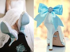 Looking for something blue to tick off your list of wedding traditions? Here are some beautiful and inspiring ways to work it in your wedding ensemble! Something Blue, Traditional, Wedding, Inspiration, Beautiful, Shoes, Fashion, Valentines Day Weddings, Biblical Inspiration