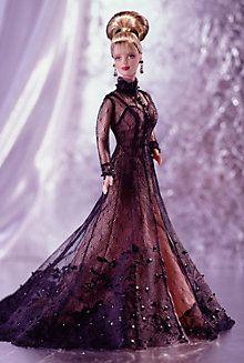 1998 Nolan Miller SheerIllusion® Barbie®Doll
