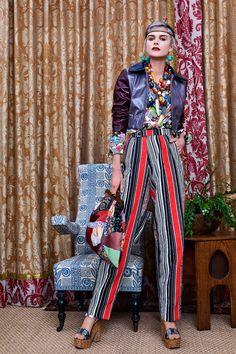 Duro Olowu Spring 2019 Ready-to-Wear Fashion Show Collection: See the complete Duro Olowu Spring 2019 Ready-to-Wear collection. Look 7 Fashion Killa, Runway Fashion, Spring Fashion, Womens Fashion, London Fashion Week 2018, Duro Olowu, London Brands, Vogue Russia, Fashion Show Collection