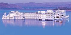 Do you know in which lake of Udaipur, this Lake Palace is located ? Ticketgoose.com