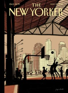 New Yorker, May 29, 2017