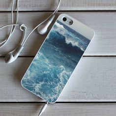 Ocean Waves Tumblr - iPhone 6/6S Case, iPhone 5/5S Case, iPhone 5C Case plus Samsung Galaxy S4 S5 S6 Edge Cases - Shadeyou - Personalized Phone Cases