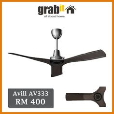 The right fans for your home ~ GRABit.my