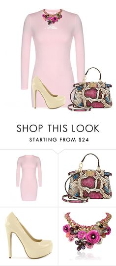 Norma Style by norma7-671 on Polyvore featuring Sugarfree Shoes, Fendi and CO