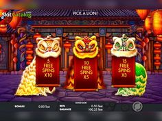 175 Free Spins no deposit casino at Free Spin Casino Play through Max cash outexclusive bonus: 15 FREE Spins on Golden Chief Top Casino, Best Casino, Germany Players, 2d Game Art, Lion Dance, Play Slots, Spring Festival, Online Casino Bonus, Game Assets