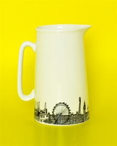 London Skyline Large Jug