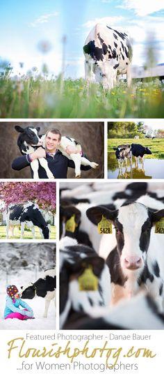 Flourish Featured Photographer - Danae Bauer of Farmgirl Photography