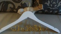Check out this item in my Etsy shop https://www.etsy.com/listing/535351317/bride-hanger-bridal-hanger-wedding
