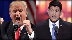 PAUL RYAN FLIPPED: WHAT HE JUST DID TO TRUMP'S IMMIGRATION BILL HAS TRUMP BOILING MAD - YouTube